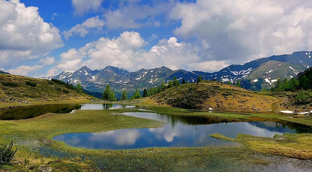See in der Nähe von Tweng