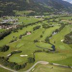 Luftbild Golfplatz Mittersill