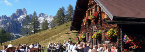 Sulzenalm Walehenhütte Filzmoos