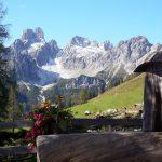 Brunntrog bei der Krahlehenhütte - Sulzenalm Filzmoos