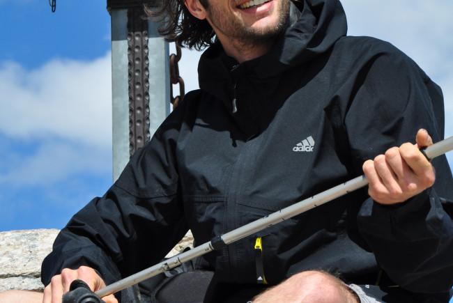 Franz Meilinger ist ein Naturbursch und holt sich seine kulinarischen Inspirationen gern am Berg.