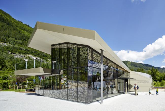 Die neu eröffneten WasserWunderWelten in Krimml c Großglockner Hochalpenstraßen