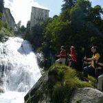 Wasserfallwalking