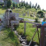 Wasserspiel im Sinne Erlebnispark