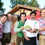 Das Team der Holzknechtstubn