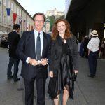 Galerist Ropac und Sydney Picasso