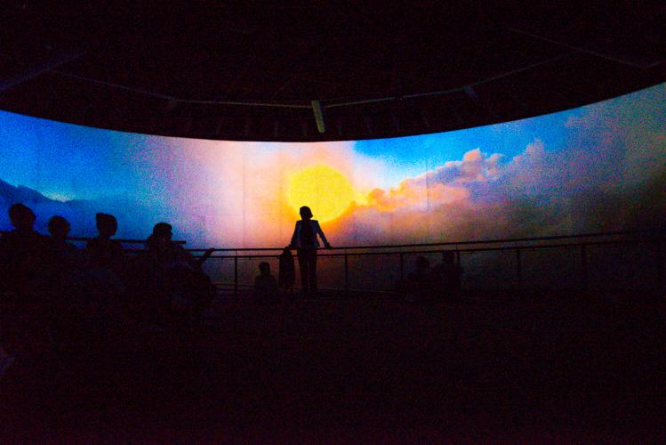 Großes Kino in 360 Grad