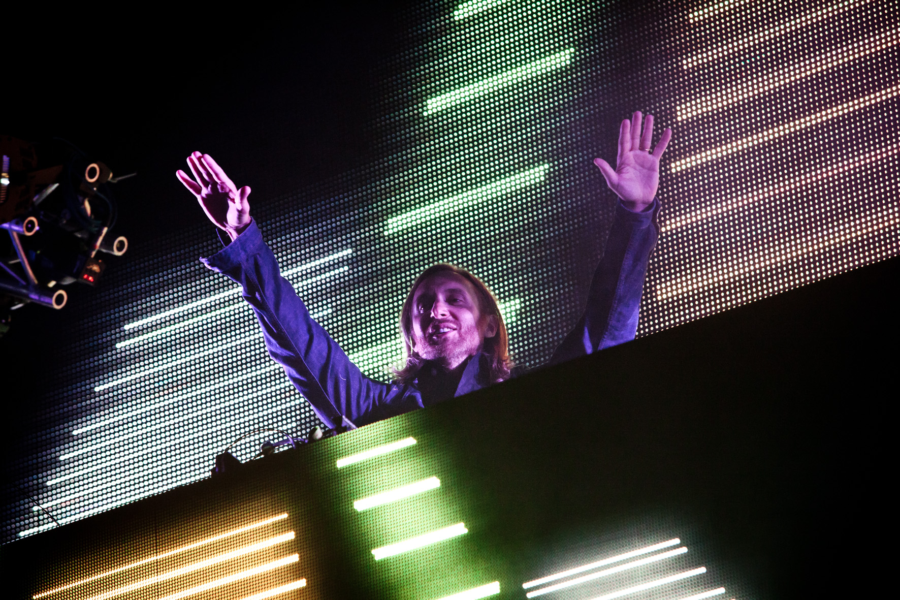 David Guetta @ Electric Love