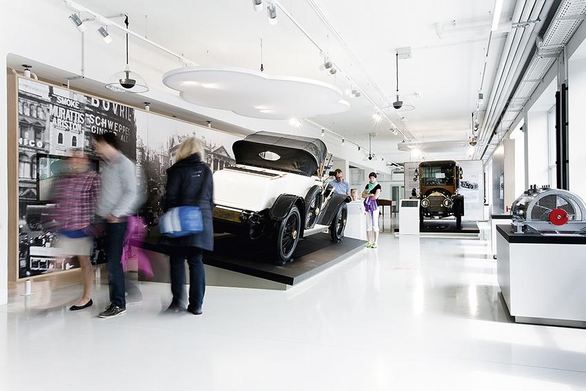 Moderne Ausstellung