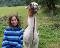 Mein Lama und ich