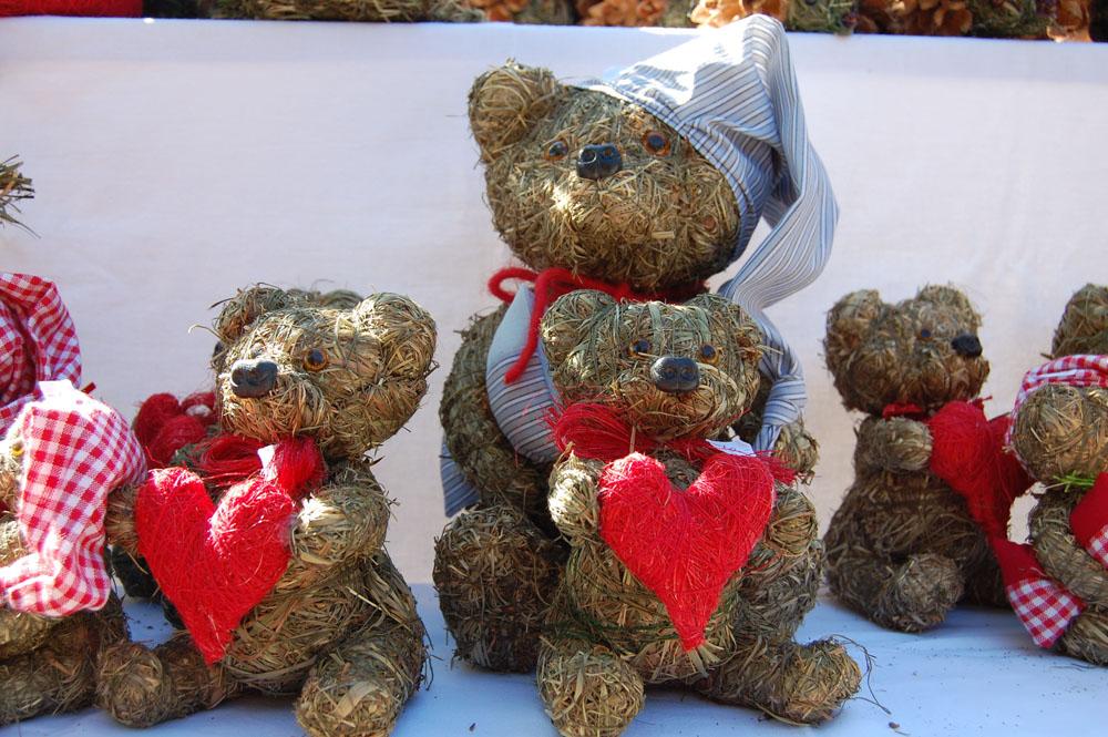 Bären mit Herz