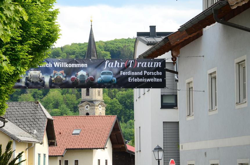 Porschemuseum Fahrtraum in Mattsee
