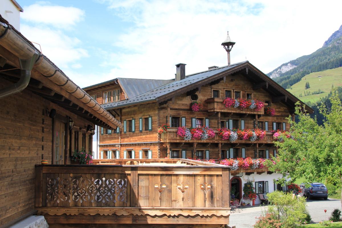 Der Bio-Bauernhof Embachhof