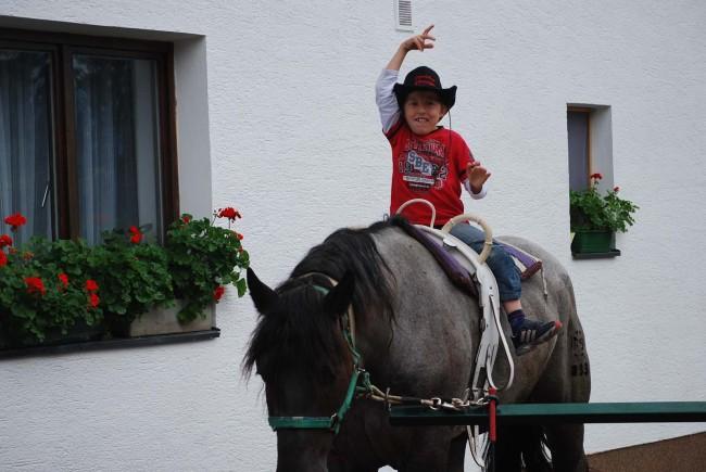 Der kleine Cowboy Martin