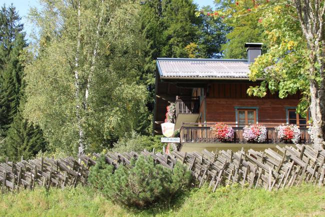 Der Hallmooshof in Filzmoos