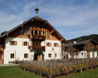 Das Winterstellgut mit Kräutergarten