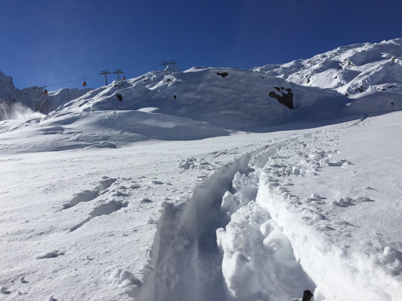 Perfekte Bedingungen am Kitzsteinhorn.