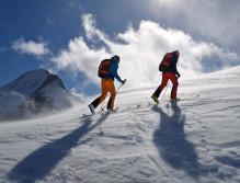 Skitourenrouten Kitzsteinhorn c Kitzsteinhorn