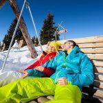 Natur Platzl auf der Skischaukel Großarltal-Dorfgastein
