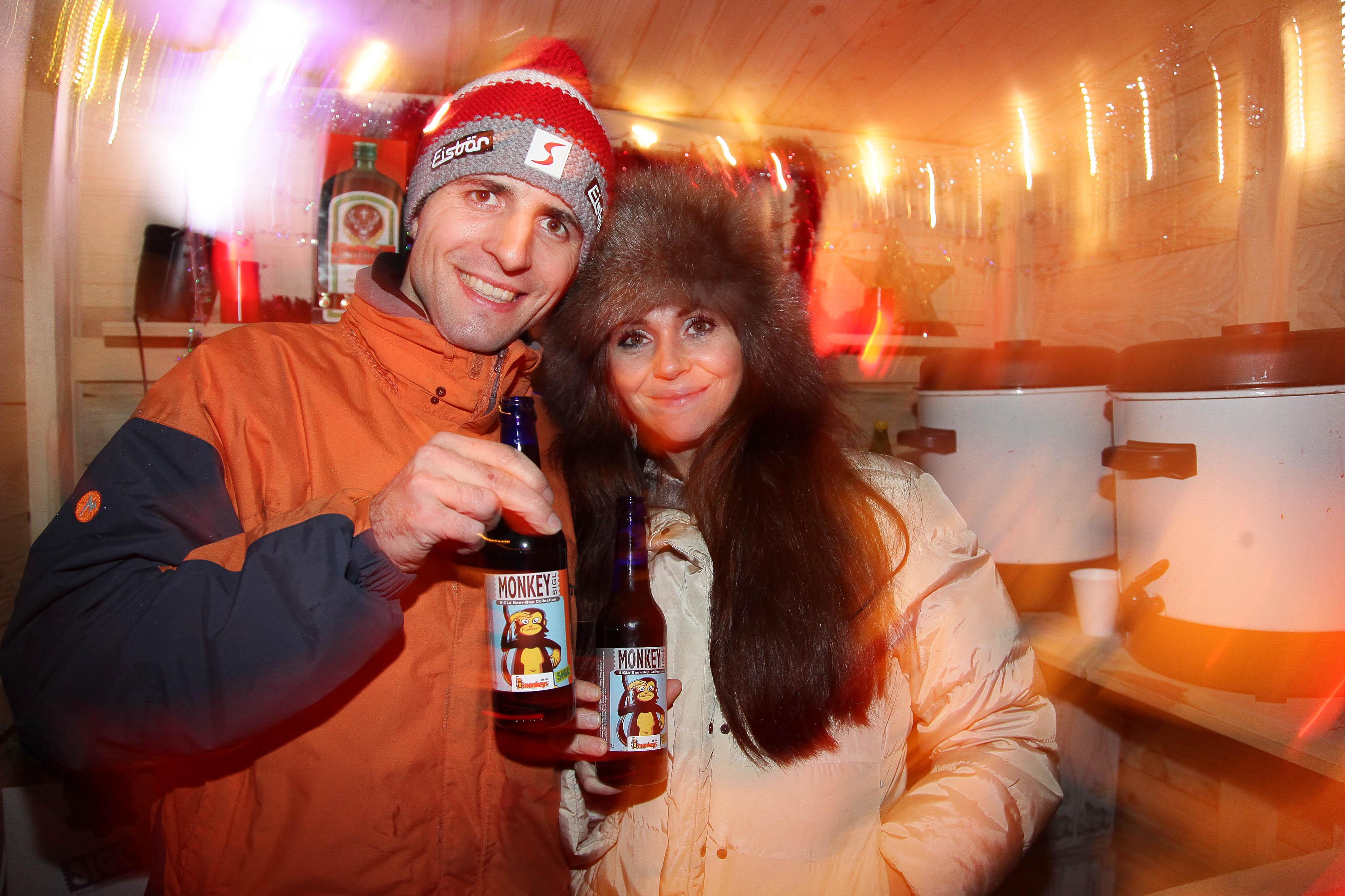 Eigenes Monkey´s Bier zum Jahreswechsel