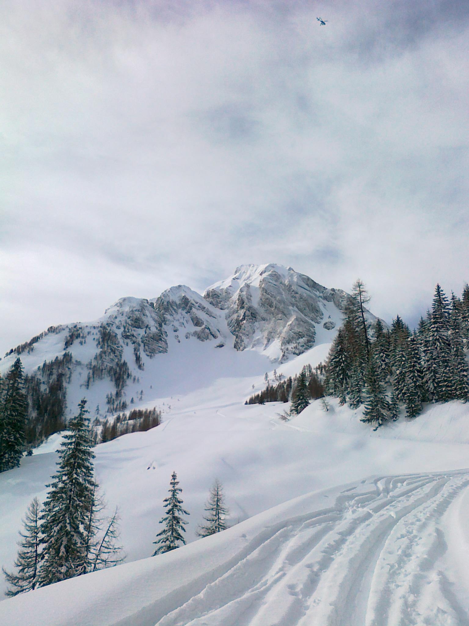 Traumhafte Skitourenziele im Gasteinertal wie