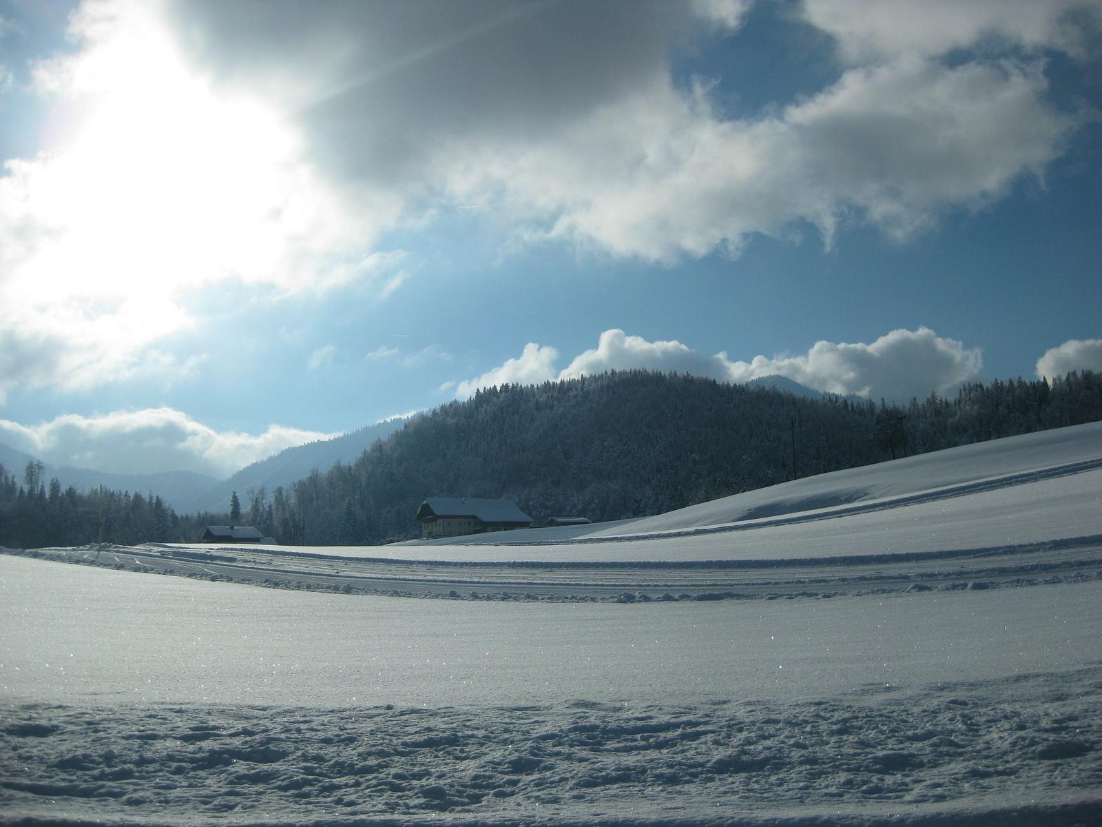 Lohnendes Ausflugsziel Faistenau (Foto: Tourismusverband Faistenau)