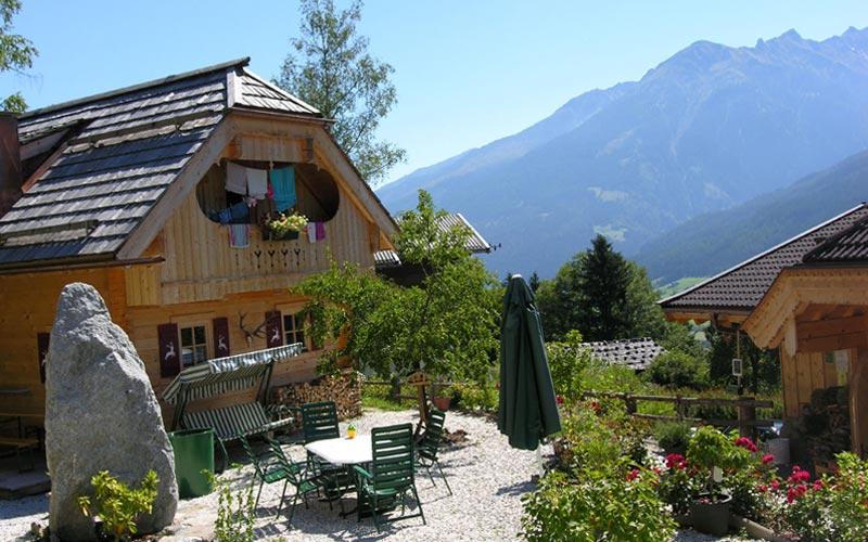 Chalet im Naturdorf Oberkühnreit in Neukrichen