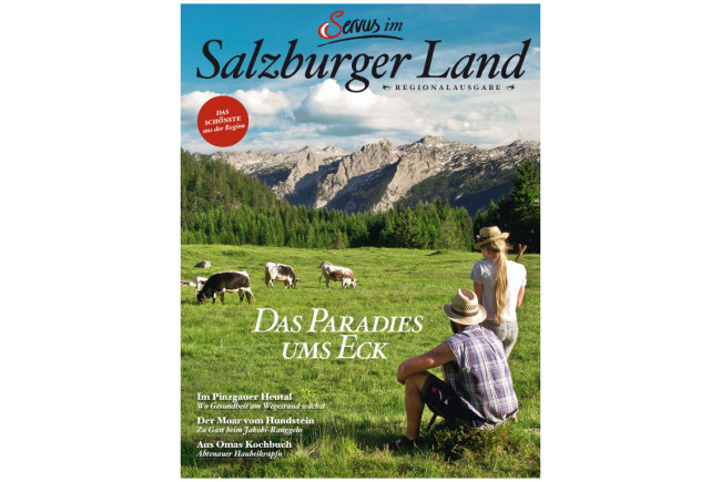 Servus im SalzburgerLand