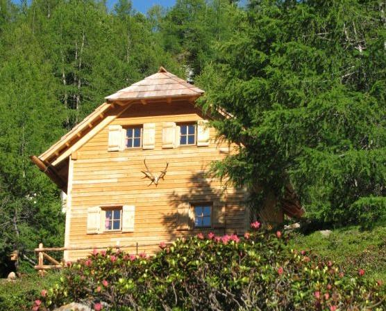 Almness - Ihr Hüttenurlaub in den Lungauer Nockbergen
