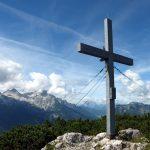 Gipfelkreuz Hundhorn