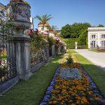 Blühende Pracht: Der Mirabellgarten im Sommerkleid