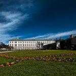 Blick auf das Schloss Mirabell © Zimtapfel