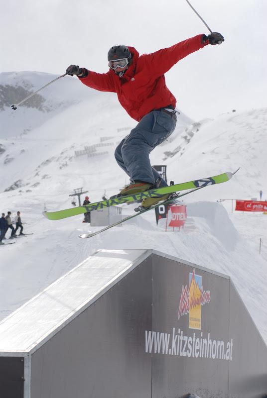 Der X-Over-Ride ist Treffpunkt der Ski- und Snowboardszene