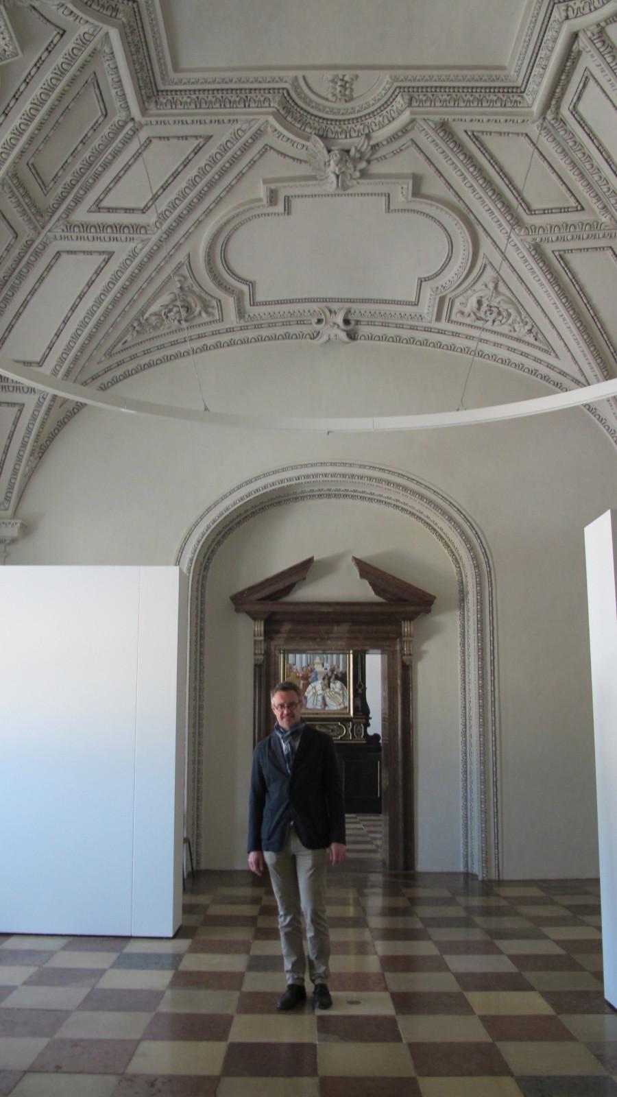 Das Nordoratorium kann dank DomQuartier und Umbauarbeiten nun ganzjährig als Ausstellungsraum dienen