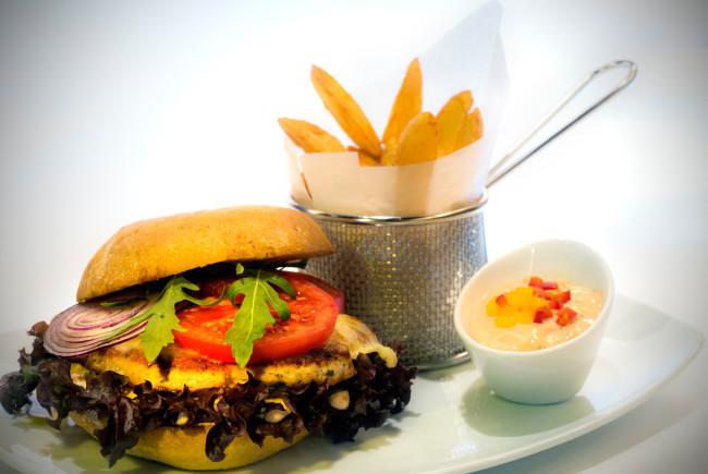 D´Burgheimer, die Burger-Kreation von Franz, der Wirt