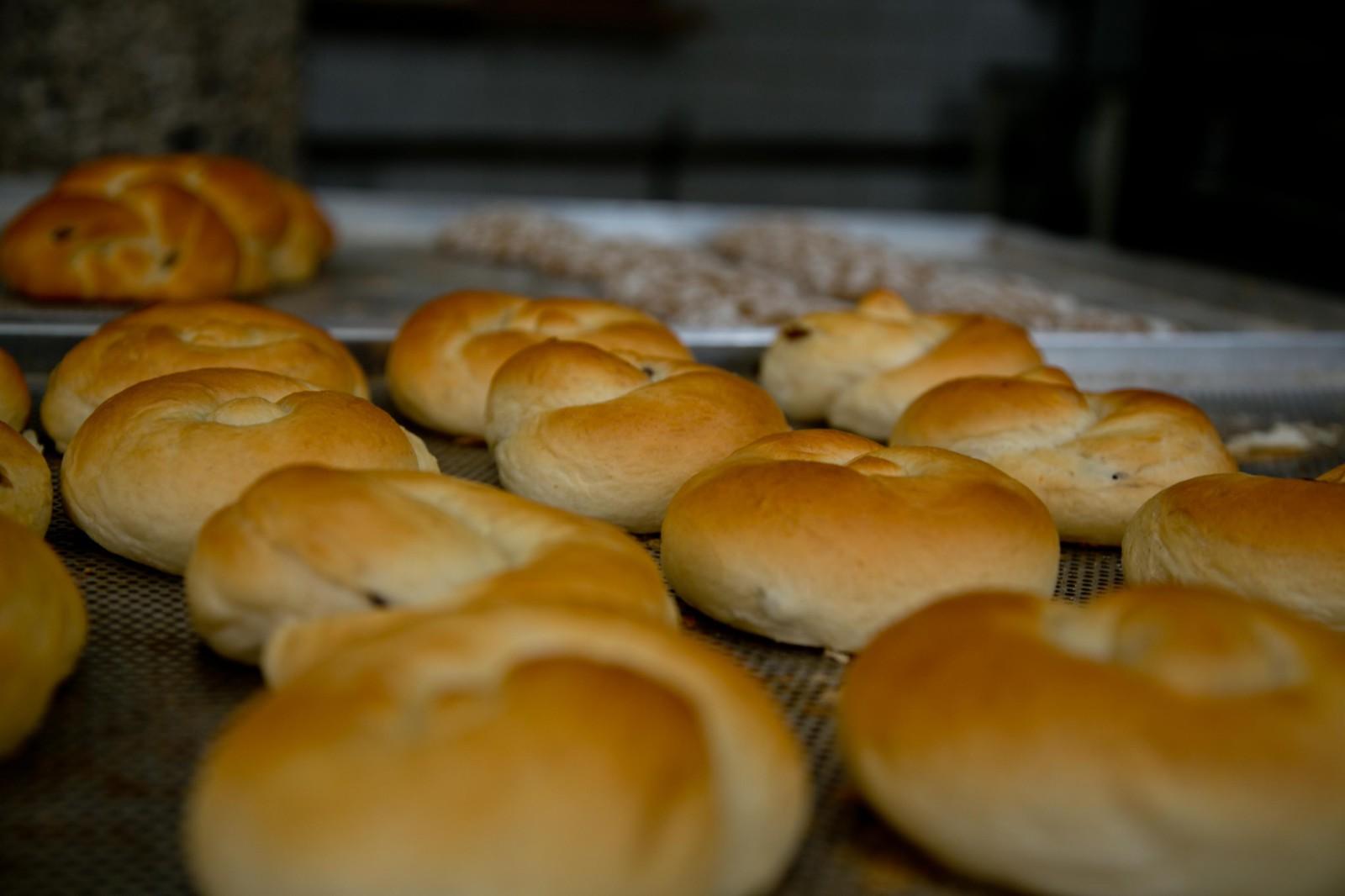 Brioche wird ganztags gebacken