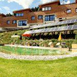 Luxus-Chalets - Energieautark durch Photovoltaik. c Bachgut