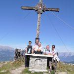 geführte Wanderung vom Hotel Alpendorf zum Sonntagskogel