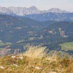 Ausblick vom Sonntagskogel in St. Johann / Alpendorf