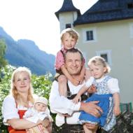 Familie Rieder c Saalhof