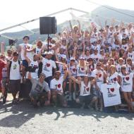 Die Lake of Charity Crew. c Daniel Roos