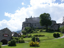 Burganlage Hohenwerfen