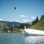 Waterbombing - je höher desto platsch... c Daniel Roos