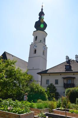 Seelenbräugarten in Köstendorf