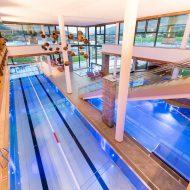 c Klaus Bauer Ein Highlight für die Triathleten und Schwimmer.
