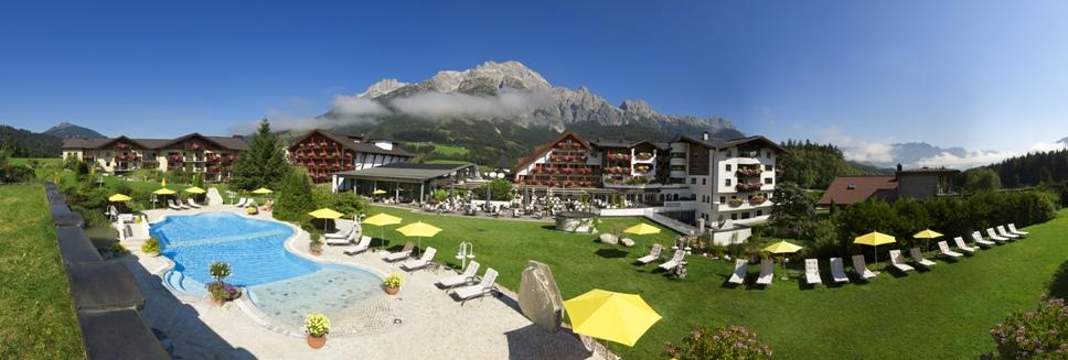 Urlaub am Krallerhof...