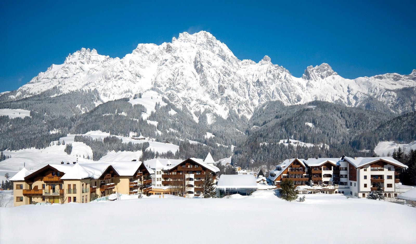 Winterfreuden am Krallerhof