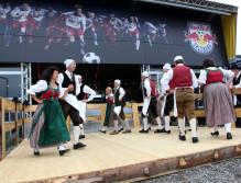 SOCCER - RBS vs Wr.Neustadt