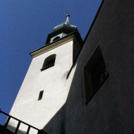 Versteckt am Imberg ist die Johanneskirche.