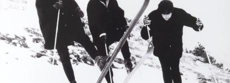 """""""Wirklich talentierte Skiläufer waren die Beatles aber leider nicht"""" ..."""